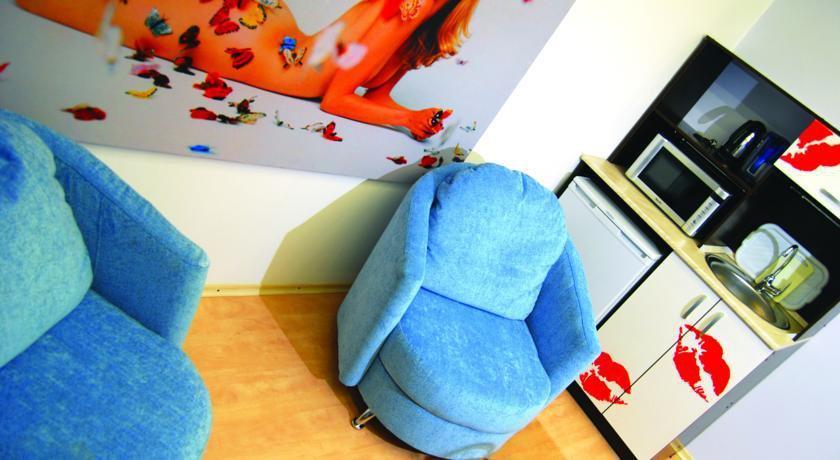 Фото номер Турист Стандартный двухместный номер с 2 отдельными кроватями