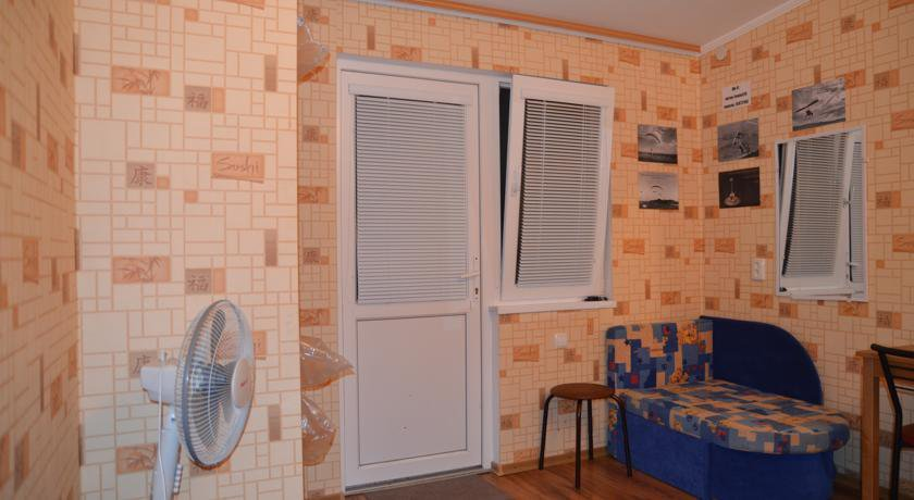 Фото номер Guest House on Konechniy pereulok Двухместный номер с 2 отдельными кроватями и дополнительной кроватью