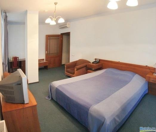 Фото номер Якутия Стандарт с двуспальной кроватью