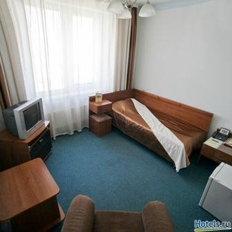 Фото номер Якутия Стандарт с односпальной кроватью