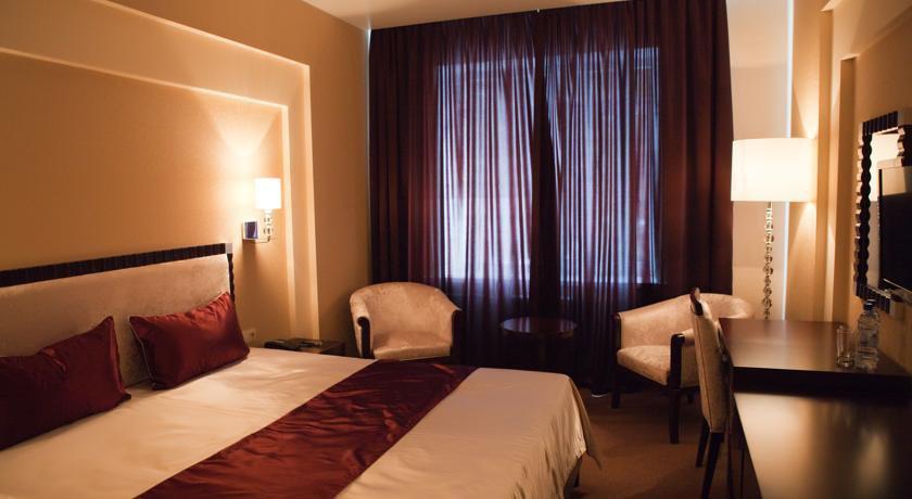 Фото номер Бизнес Отель Абникум Двухместный номер бизнес-класса с 1 кроватью