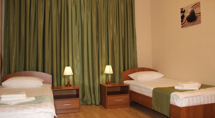 Фото номер «Глобус» Двухместный номер с 2 отдельными кроватями