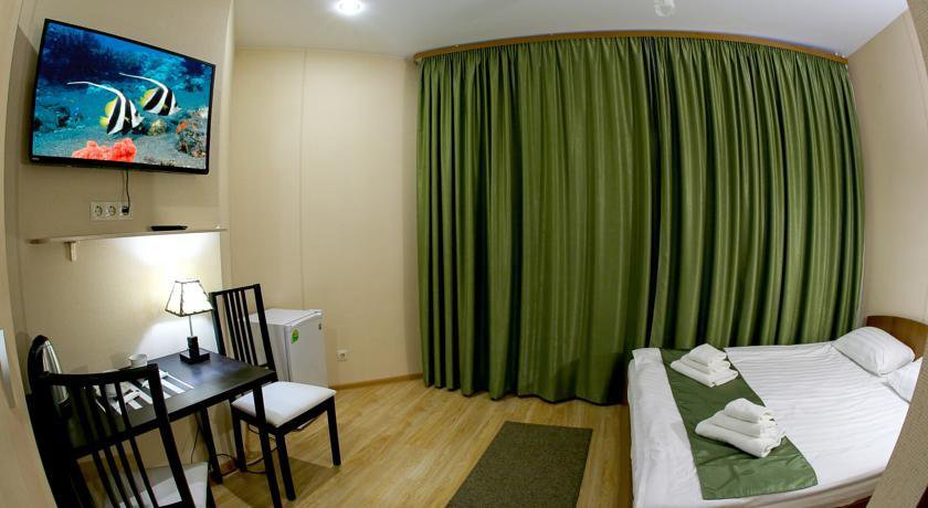 Фото номер «Глобус» Двухместный номер с 1 кроватью