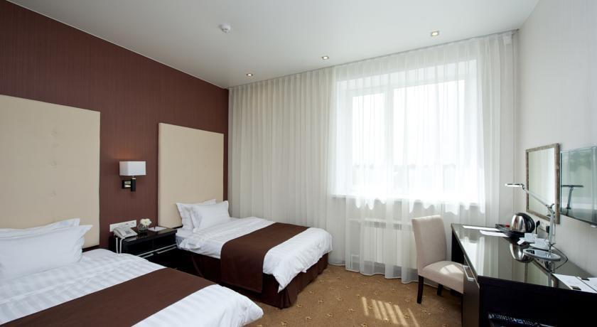 Фото номер Метелица Двухместный номер Делюкс с 2 отдельными кроватями