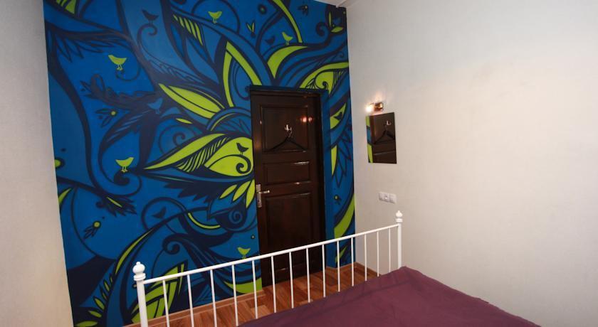 Фото номер Хостел FunKey Hostel Двухместный номер эконом-класса с 1 кроватью