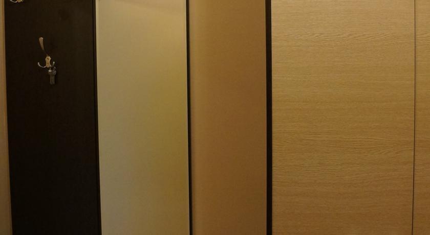 Фото номер Apartment Uyut Dom Двухместный номер с 1 кроватью и собственной ванной комнатой