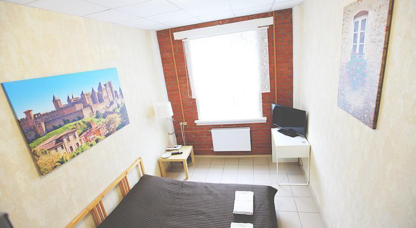 Фото номер Happy Family  Улучшенный двухместный номер с 1 кроватью или 2 отдельными кроватями