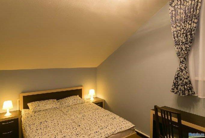 Фото номер Парк хостел Двухместный номер эконом-класса с 1 кроватью