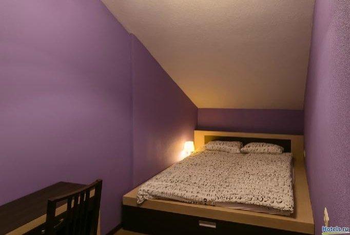 Фото номер Парк хостел Бюджетный двухместный номер с 1 кроватью