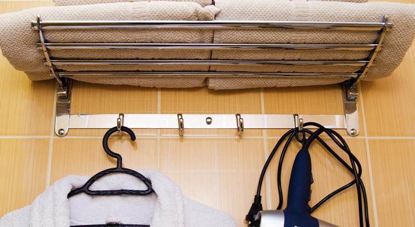Фото номер City Отель Улучшенный двухместный номер с 1 кроватью