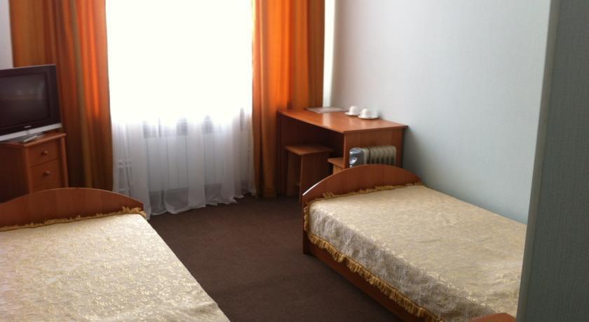 Фото номер Ника Бюджетный двухместный номер с 2 отдельными кроватями