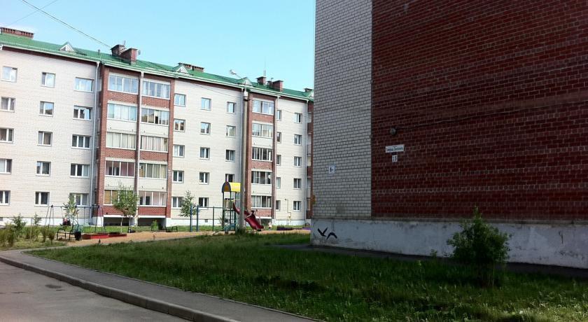 Фото номер Solovinaya roshcha Inn Апартаменты с балконом
