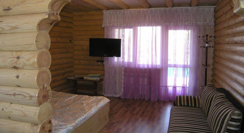 Фото номер Гостевой Дом Шкадовка Двухместный номер Делюкс с 2 двуспальными кроватями
