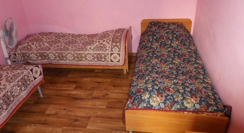 Фото номер Guest house Kurortnoe Бюджетный двухместный номер с 2 отдельными кроватями