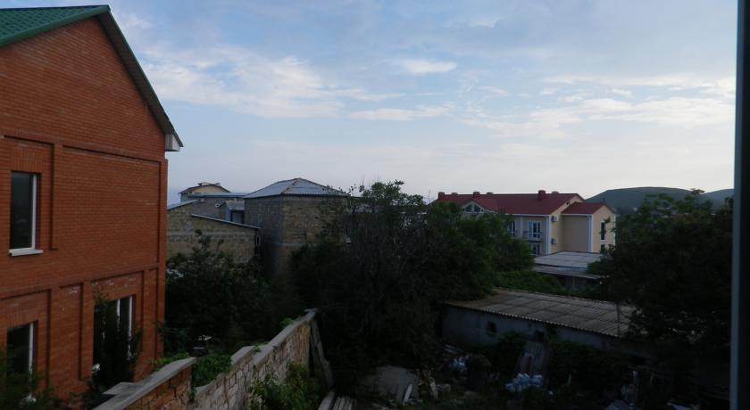 Фото номер Guest house Kurortnoe Трехместный номер Делюкс с видом на море