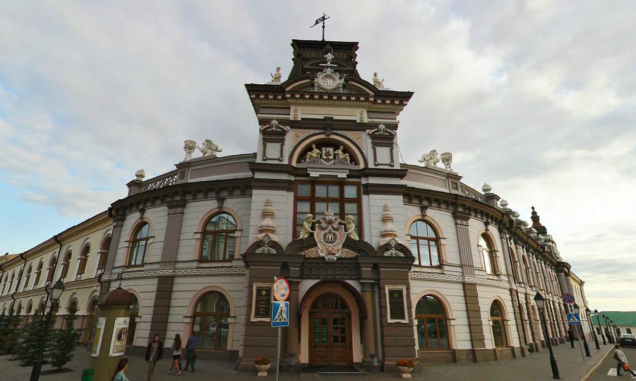 Национальный музей республики татарстан картинки
