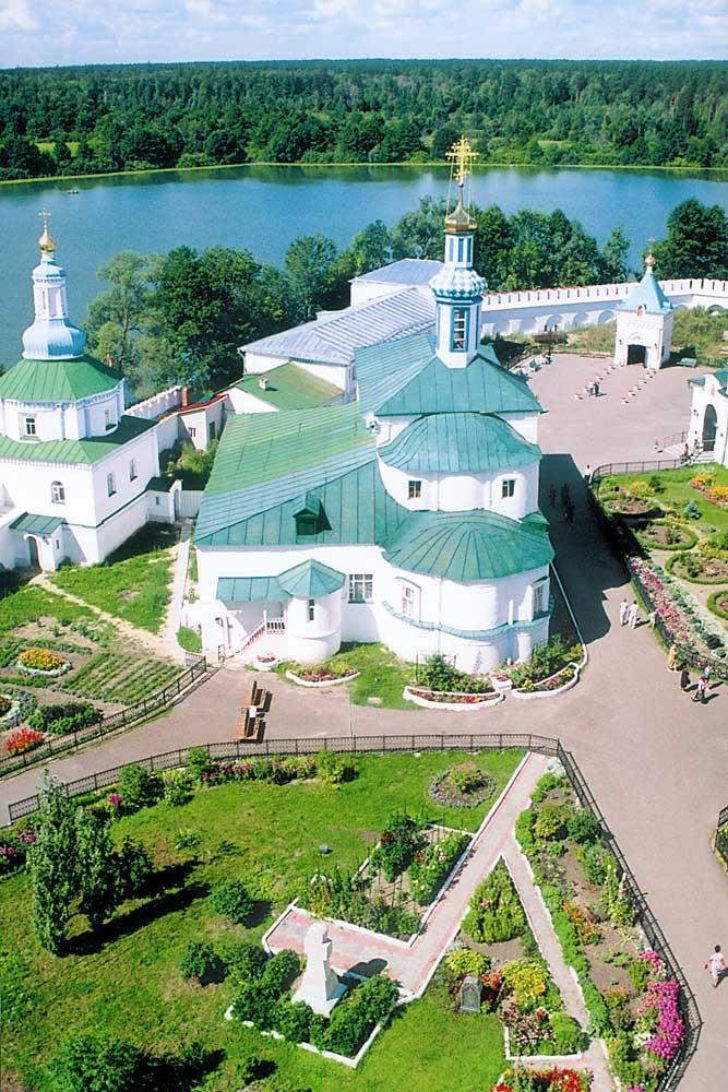 Фото раифского монастыря