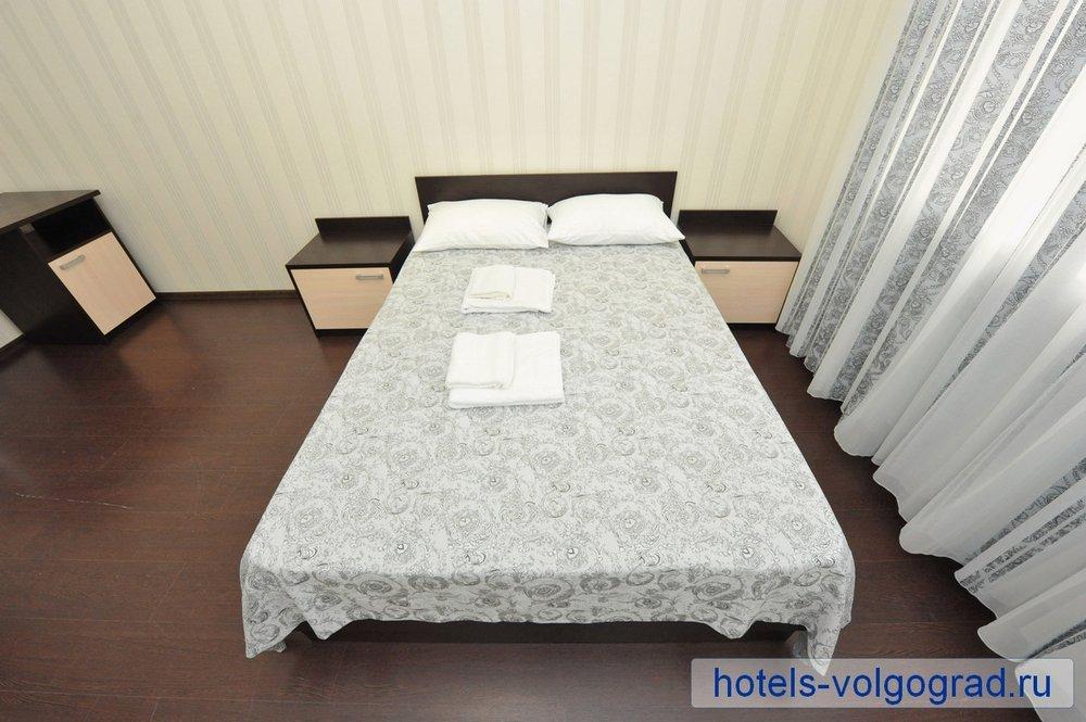 Фото номер Франт Отель на Жукова Двухместный стандарт