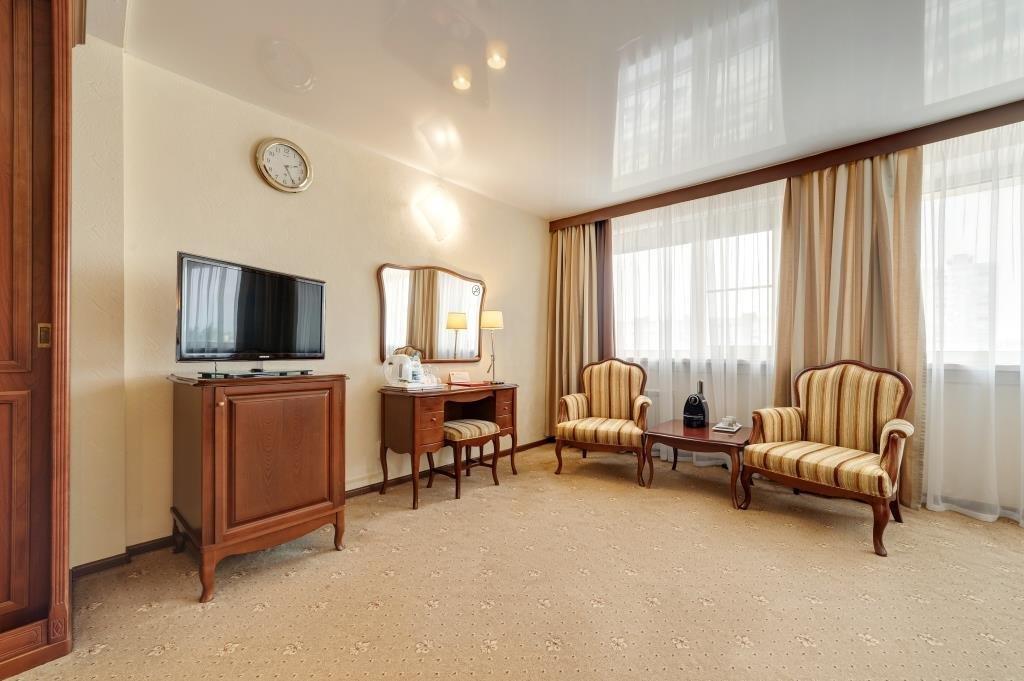 Фото номер Отель Южный Студия в корпусе 1