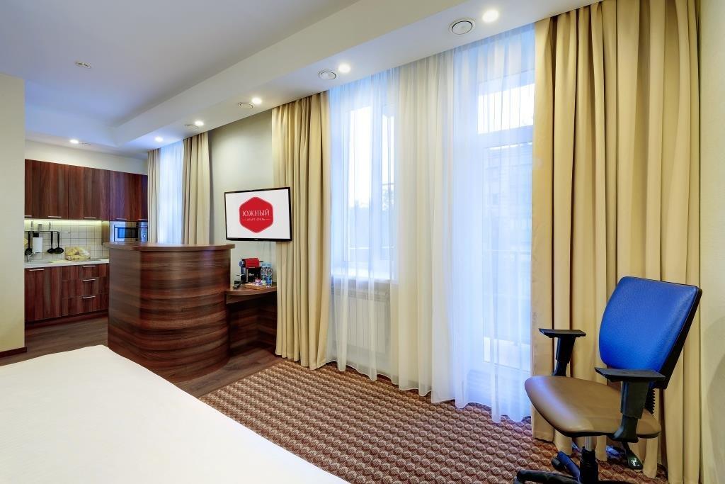 Фото номер Отель Южный Студия в корпусе 2