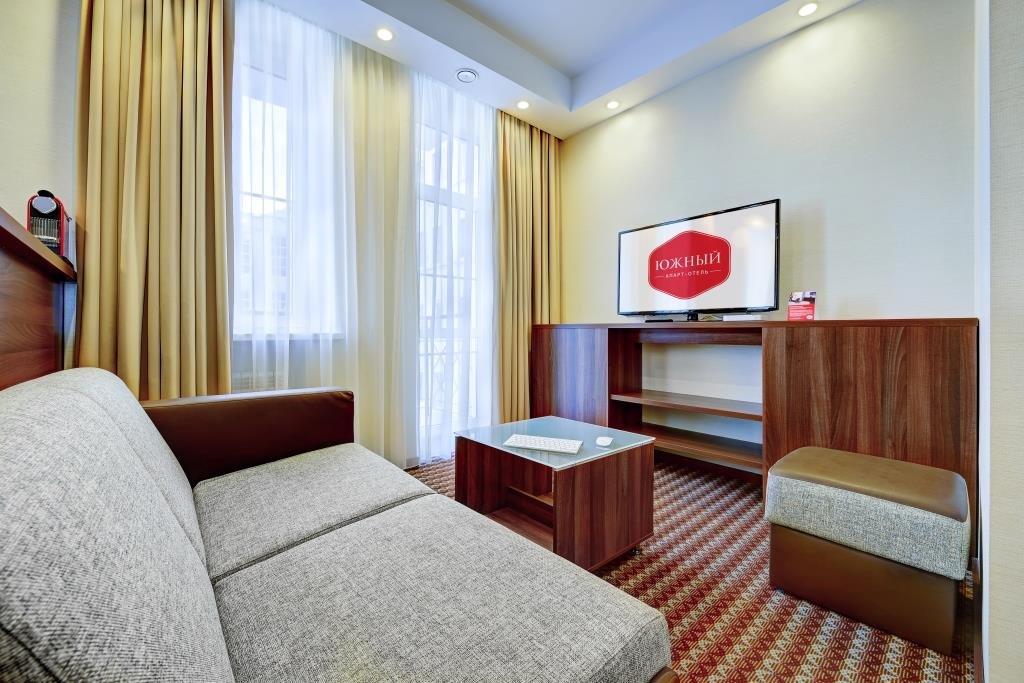 Фото номер Отель Южный Апартамент в корпусе 2