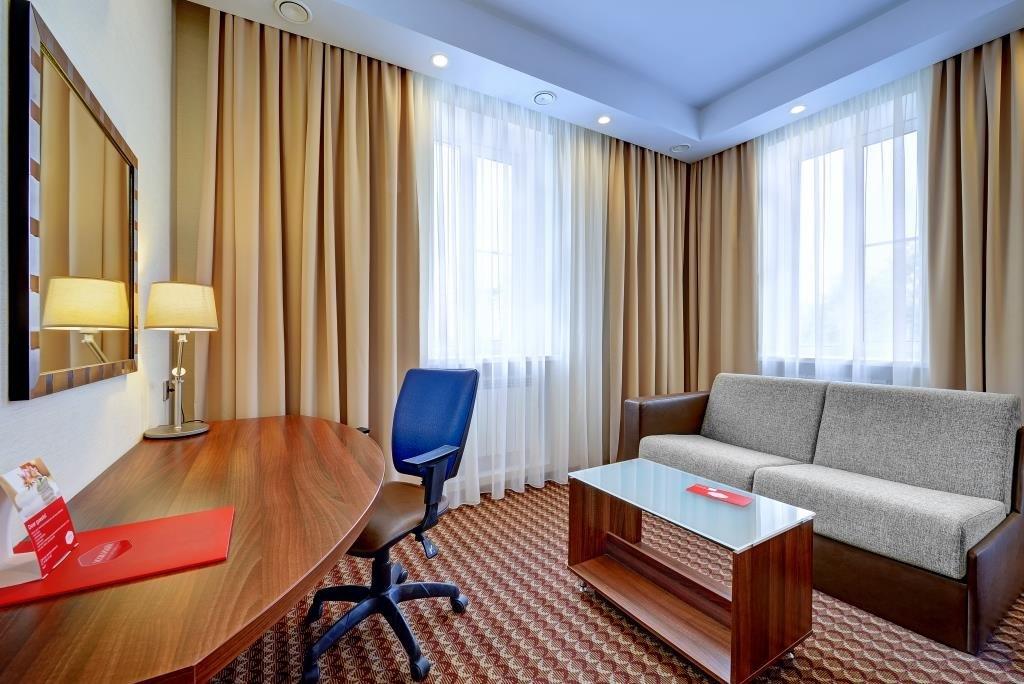 """Фото номер Отель Южный Апартамент """"Бизнес"""" в корпусе 2"""