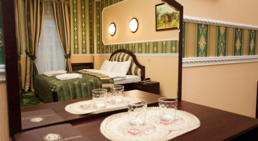 Фото номер Отель Гранд Империал Хантинг Двухместный номер «Бизнес комфорт TWIN»