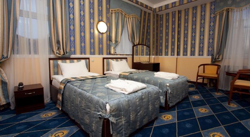 Фото номер Отель Гранд Империал Хантинг Двухместный номер «Бизнес комфорт DBL»