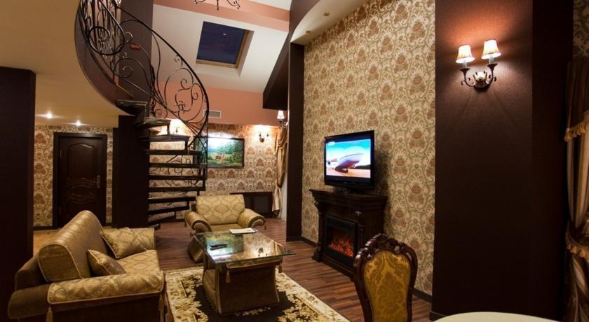 Фото номер Отель Гранд Империал Хантинг Президентский люкс