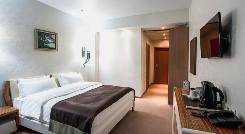 Фото номер Сити Стандартный двухместный номер с 1 кроватью