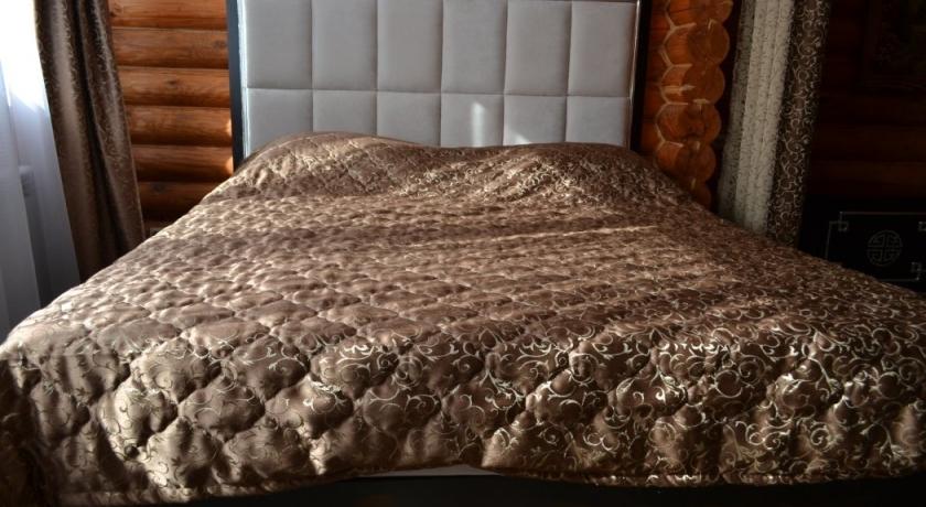 Фото номер Хуторок Двухместный номер Комфорт с двуспальной кроватью