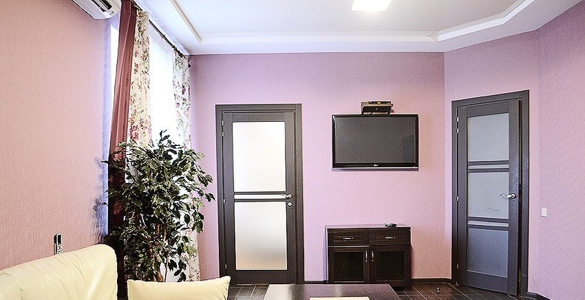 Фото номер Гостиница SQ Kirovsky двухкомнатный номер «ЛЮКС»