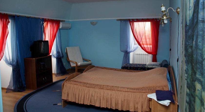 Фото номер Мотель Фламинго Улучшенный двухместный номер с 1 кроватью