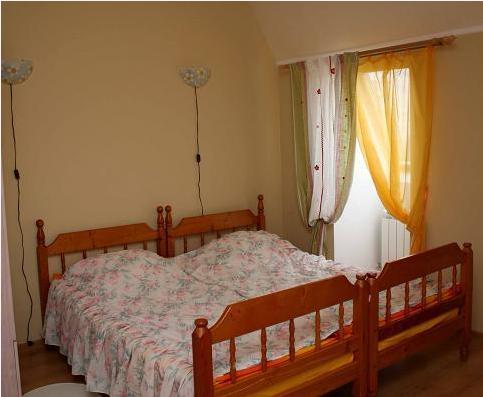 Фото номер Мотель Фламинго Двухместный номер с 2 отдельными кроватями