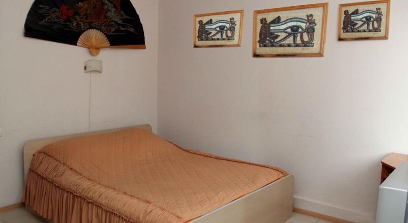 Фото номер Мотель Фламинго Стандартный двухместный номер с 1 кроватью