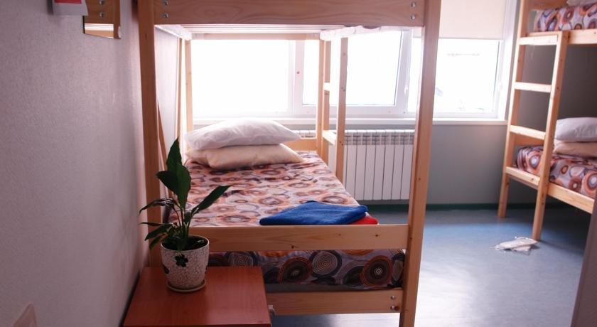 Фото номер Hostel Centre Общий 4местный мужской