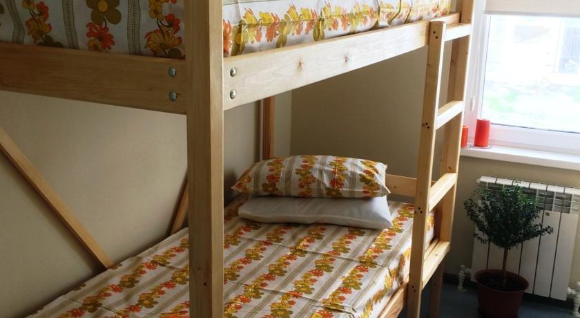 Фото номер Hostel Centre Спальное место в общем номере для мужчин и женщин