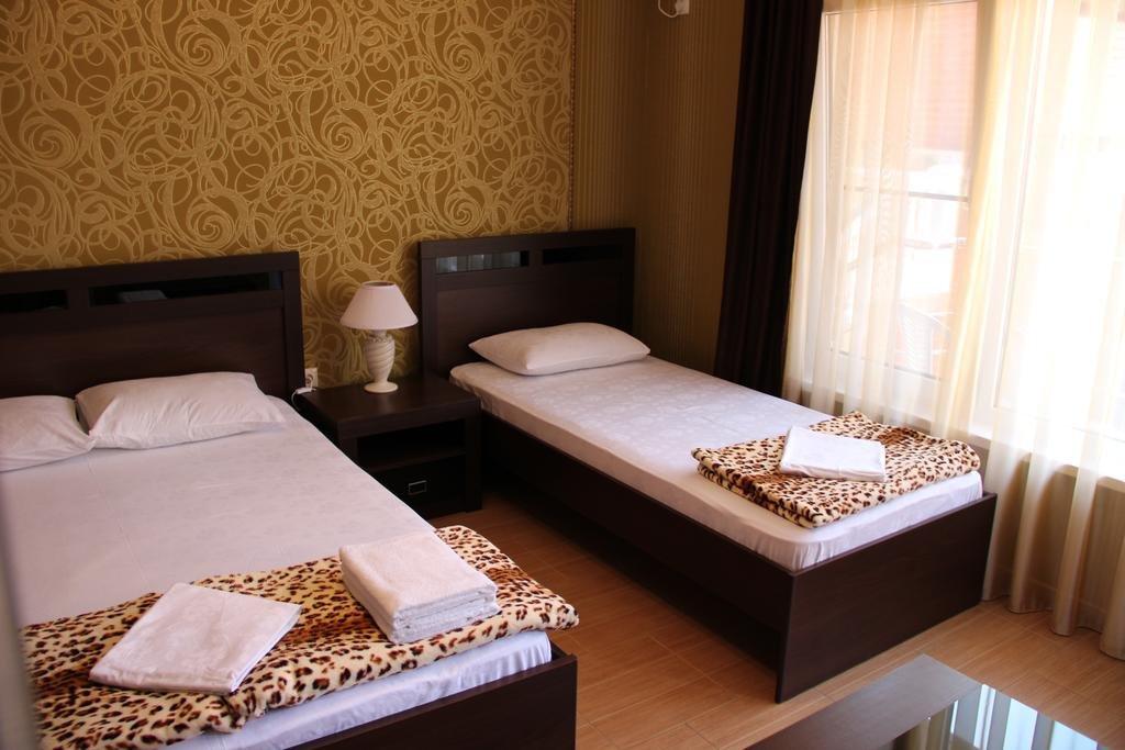 Отель пальма лазаревское фото