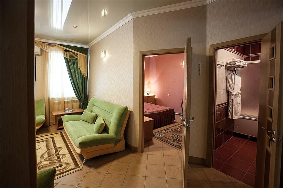 Фото номер Гостиничный комплекс Дворянское гнездо Люкс двухкомнатный