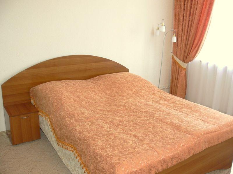 Фото номер Россия Двух местный однокомнатный с двухспальной кроватью
