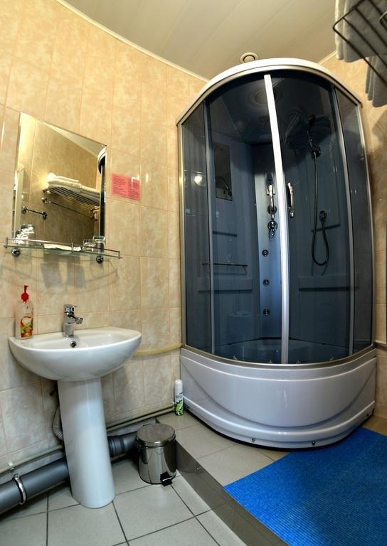 Фото номер Перекресток Улучшенный двухместный номер с 1 кроватью
