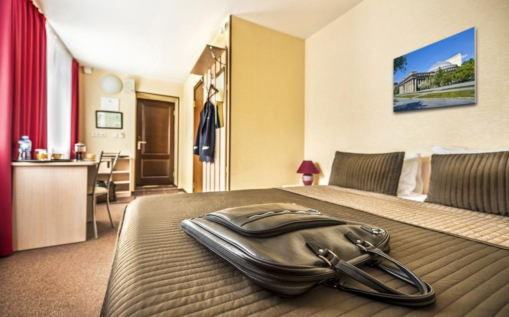 Фото номер СИТИ Отель Новосибирск Двухместный номер