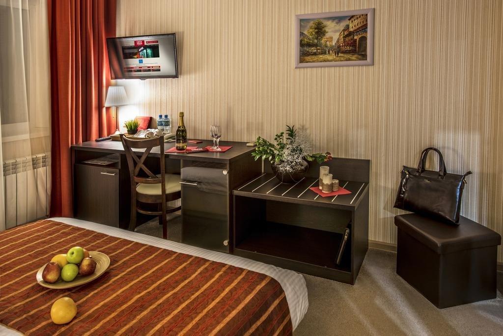 Фото номер СИТИ Отель Новосибирск Номер-студио