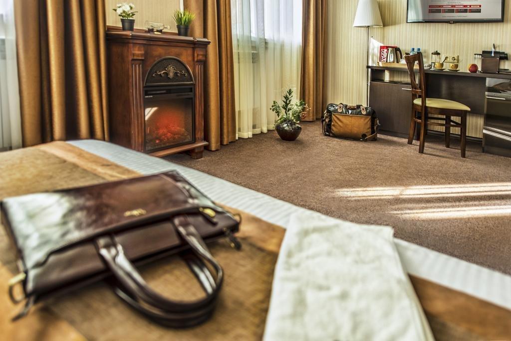 Фото номер СИТИ Отель Новосибирск Классический люкс
