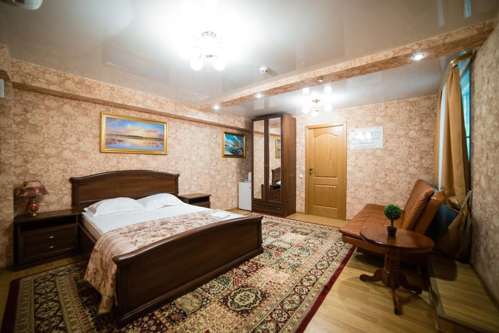 Фото номер Кватро Двухместный Комфорт с 1 кроватью
