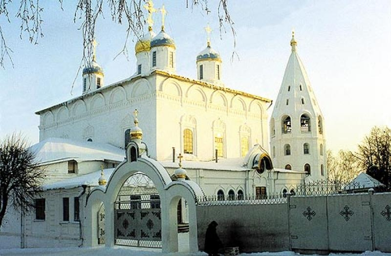 Новости  в чебоксарах освящен храм в честь иконы владимирской божией матери