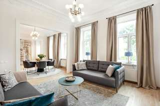 Апартаменты Luxurious 2bdr Apartment in Old Town By Houseys