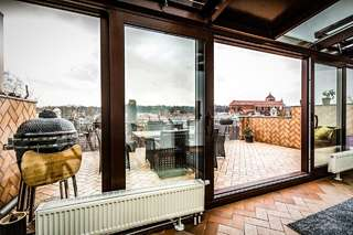 Апартаменты ORCHID LUXURY SUITE Best Old Town View Roof Terrace Two Bedrooms