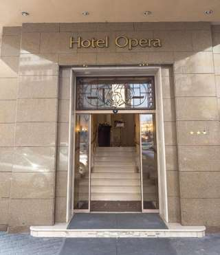 Отель Hotel Opera by Zeus International