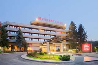 Отель Crowne Plaza Bucharest